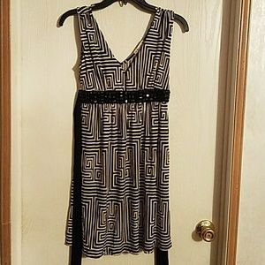Women's Stripe Dress by Forever Juniors Size Small